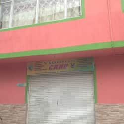 Vidrios Cano en Bogotá