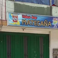 Video Bar Matecaña en Bogotá