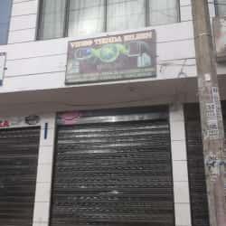 Video Tienda Kheen en Bogotá