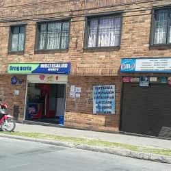 Droguería Multisalud Minuto  en Bogotá