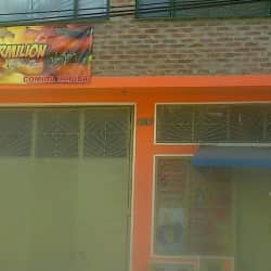 Vermilion Café Bar en Bogotá