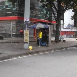 Venta de Paquetes Carrera 15 con  80 en Bogotá