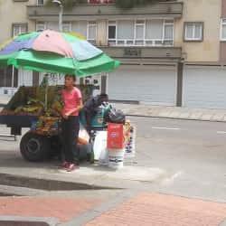Venta de Paquetes Calle 82 en Bogotá