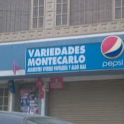 Variedades Montecarlo en Bogotá