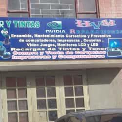 Toner y Tintas HyV en Bogotá
