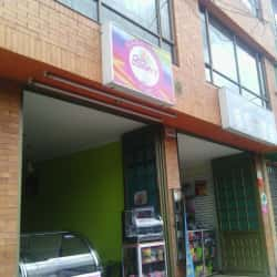Heladeria Gourmet Helen's en Bogotá