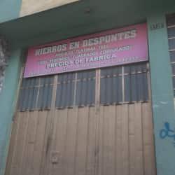 Hierros En Despuntes en Bogotá