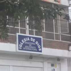 Iglesia de Dios en Bogotá