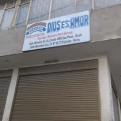 Iglesia Dios Es Amor en Bogotá