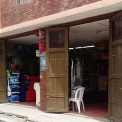 Tienda Bar en la 112B en Bogotá