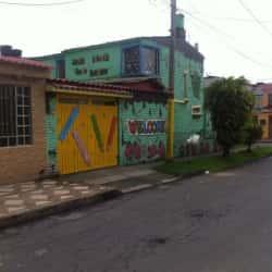 Jardin Infantil Verde Manzana Castilla en Bogotá