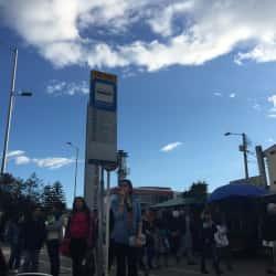 Paradero SITP Portal del Norte - 087A02 en Bogotá