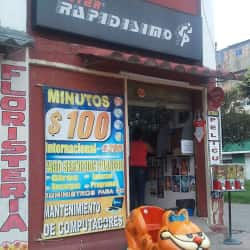 Interrapidisimo Bachue y Minutos en Bogotá