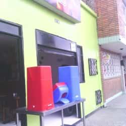 La Parrilla Santandereana  en Bogotá