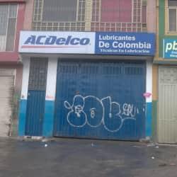 Lubricantes De Colombia en Bogotá