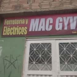 Mac Gyver en Bogotá