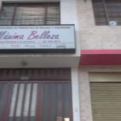 Máxima Belleza en Bogotá