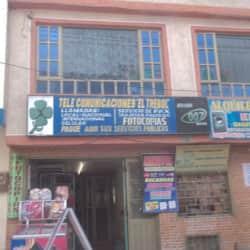 Miscelánea Telecomunicaciones El Trébol en Bogotá