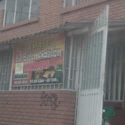 Tamales El Buen Sazon en Bogotá