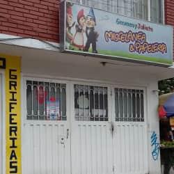 Miscelanea & Papelería Gnomeo y Julieta en Bogotá