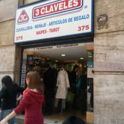 Menaje 3 Claveles en Santiago
