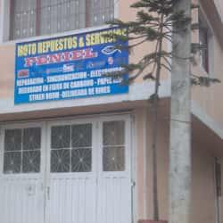 Moto Repuestos & Servicio Peniel en Bogotá