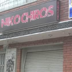 Niko Chiros en Bogotá