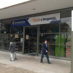 Droguería Colsubsidio Calle 26 en Bogotá