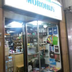 Librería Morohijs en Santiago