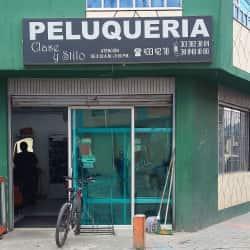 Peluquería clase y stilo en Bogotá