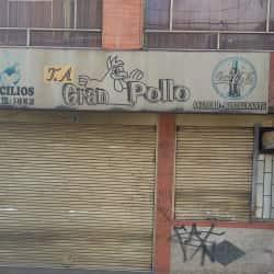 T.A. Gran Pollo en Bogotá
