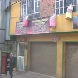 Piñateria F.Mac Decoracion Bautizos en Bogotá