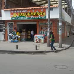 Supertiendas Paguemenos en Bogotá