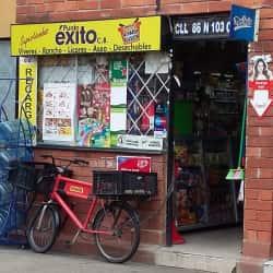 Supertiendas Punto Éxito Cb en Bogotá