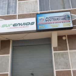 Surenvios en Bogotá