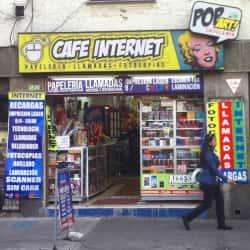 Pop Art Café Internet en Bogotá