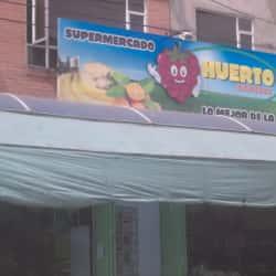 Supermercado Huerto Express en Bogotá