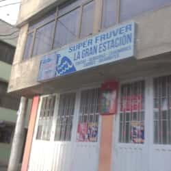 Super Fruver La Gran Estacion en Bogotá