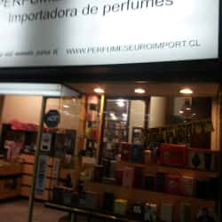 Perfumes EuroImport en Santiago