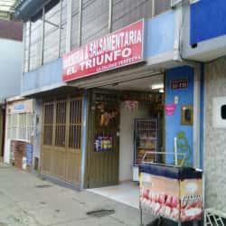 Queseria & Salsamentaria el Triunfo en Bogotá