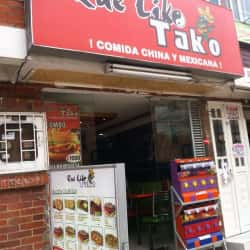 Que liko taco en Bogotá