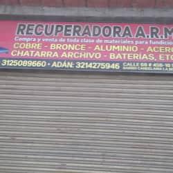Recuperadora A.R.M en Bogotá