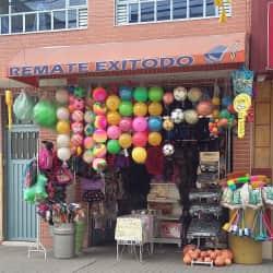 Remate exitodo en Bogotá