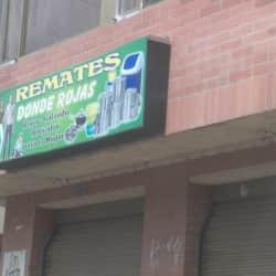 Remates Donde Rojas en Bogotá