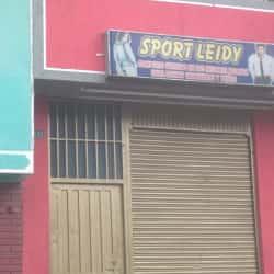 Sport Leidy en Bogotá