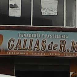 Panaderia y pasteleria galias de r .m en Bogotá