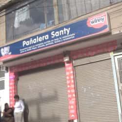 Pañalera Santy en Bogotá