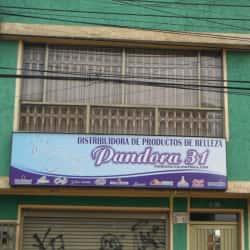 Pandora 31 en Bogotá