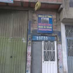 Servicio de Torno Metalmecanica en Bogotá