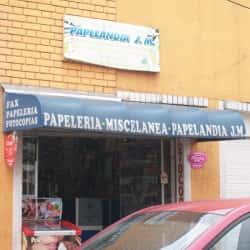 Papeleria Papelandia J.M. en Bogotá